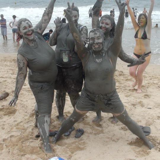 Nude mud pics Nude Photos 31