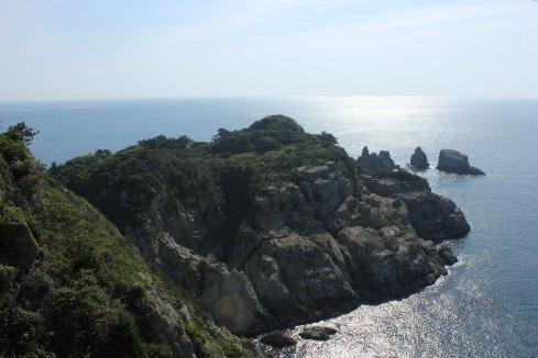 An island in Namhae